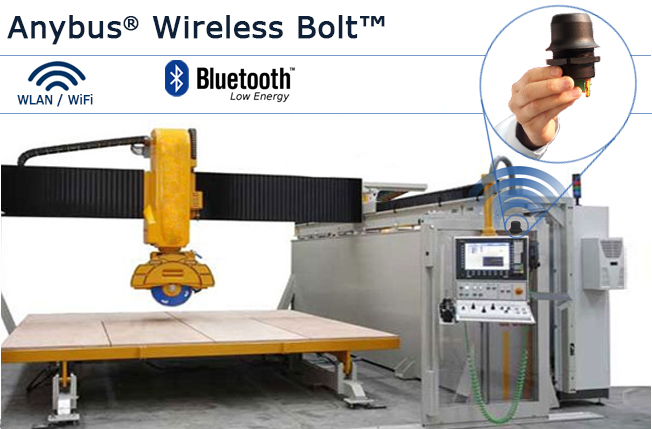 Anybus Wireless Bolt