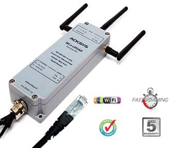 Productos Wifi / WLAN de Ultima Generacion: Robustos para automoción y aplicaciones industriales…