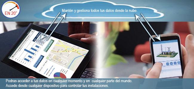 Equipos IIoT para Supervisión, Administración y Control Remoto de Dispositivos y/o Sistemas Industriales