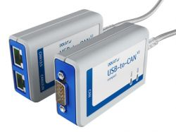 IXXAT USB-to-CAN Version 2, Soporte: CAN, CanOpen, Devicenet, J1939 y LIN, Windows, Linux, y mas...
