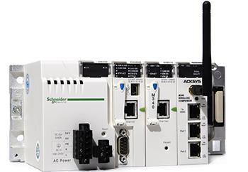 WiFi / WLAN para el PLCs - Modulo Wifi para Bastidor M340 / M580 de Schneider Electric...