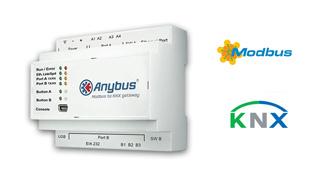 Conecta dispositivos Modbus TCP / Modbus RTU a redes KNX