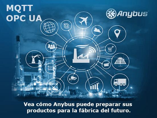 Ready: Pasarelas Anybus-X IIoT Gateways con MQTT, OPC UA y mas novedades en nuestra invitación a Webinarios gratuitos de Comunicaciones Industriales y Cloud...