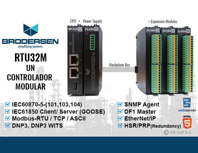 4 aplicaciones SMART GRID donde utilizar un RTU32M multiprotocolo...
