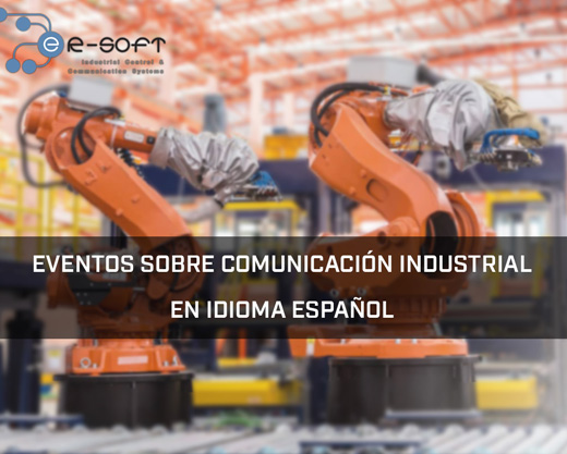 """Invitación a evento """"La máquina Conectada a 4.0"""" en Madrid, en Gipuzkoa y en Barcelona..."""