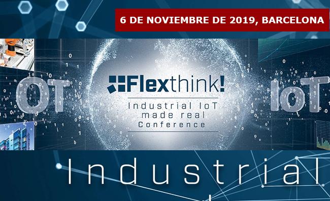 Unete a nosotros en la Conferencia FlexThink! Spain - Barcelona, 6 de noviembre de 2019