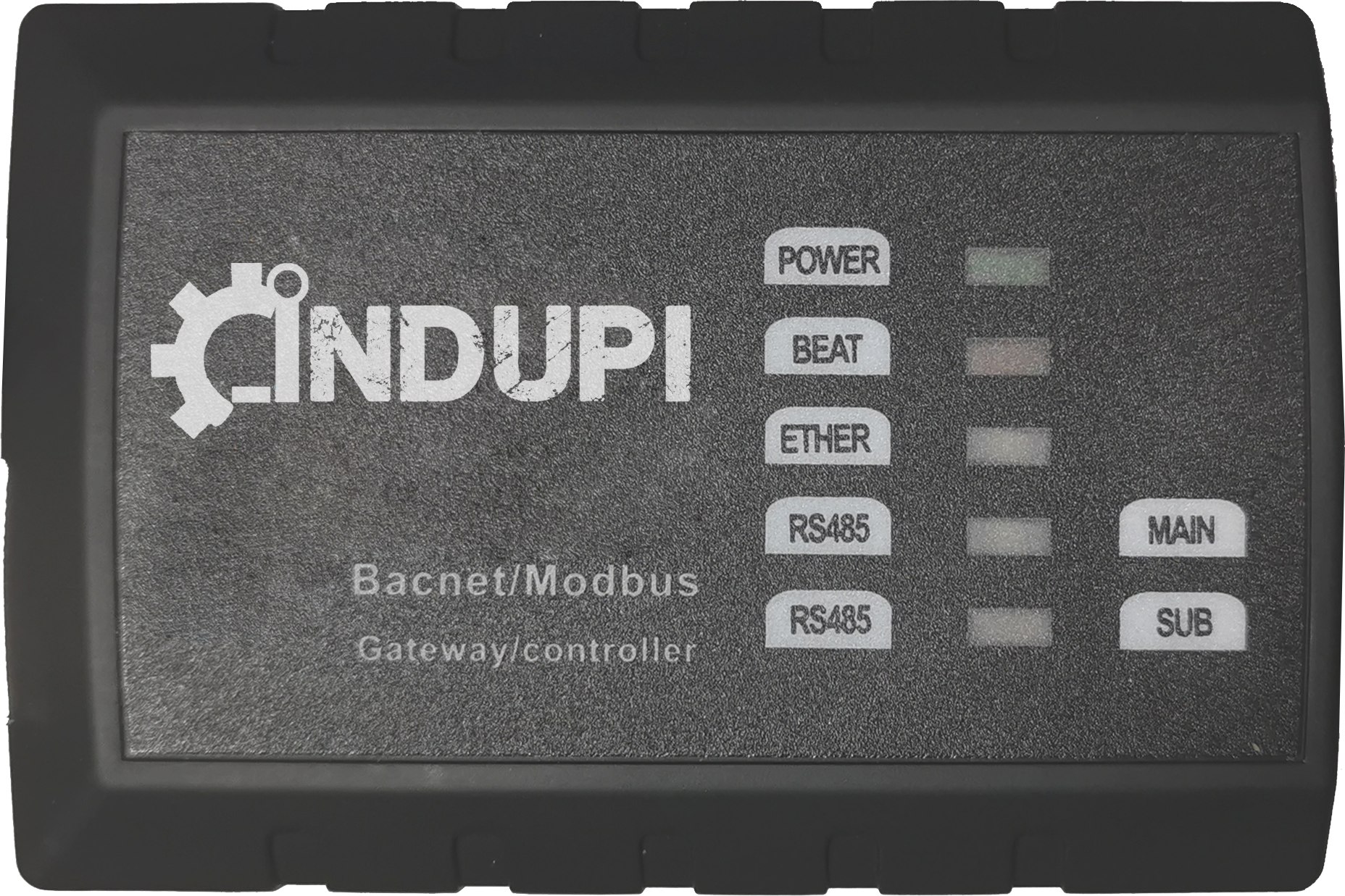 Convertidor de protocolo Ethernet Modbus TCP / BACnet IP a RS485 Modbus RTU / Modbus MSTP