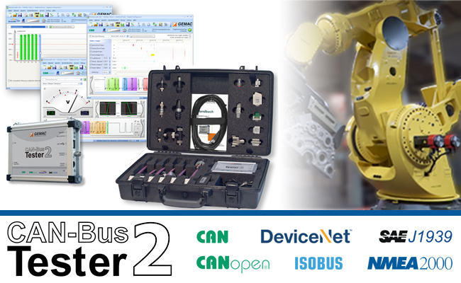 CAN Bus Tester 2