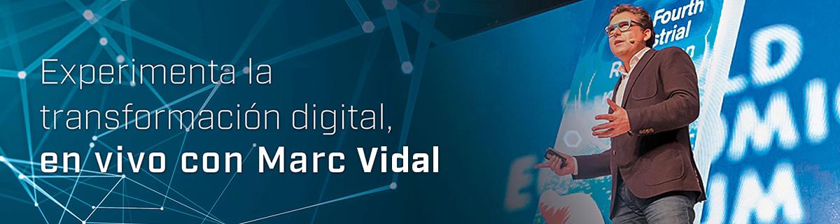 Conferencia Marc Vidal