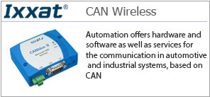 IXXAT CAN, CANopen Solutions