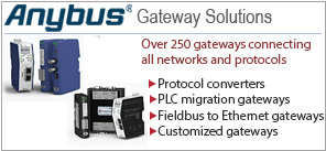 Anybus Gateway Solutions