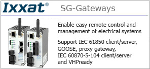 pasarelas sg-gateway para smart grid