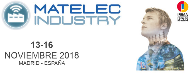 ER-Soft en MATELEC Industry noviembre 2018