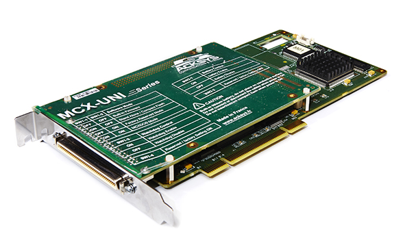 MCX-BP range Industrial 2 to 64 ports serial boards
