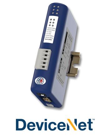 Anybus Communicator - DeviceNet