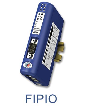 Anybus Communicator - FIPIO