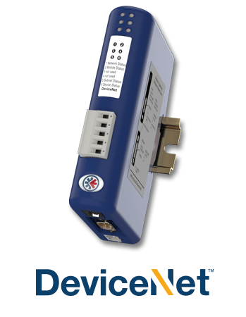 Anybus Communicator CAN - DeviceNet
