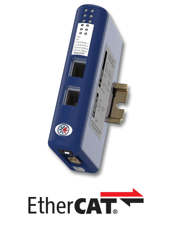 Anybus Communicator CAN - EtherCAT