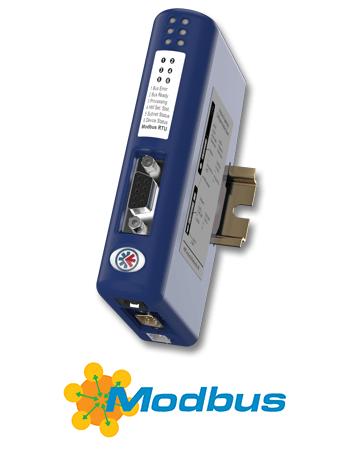 Anybus Communicator CAN - Modbus RTU