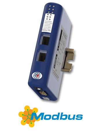 Anybus Communicator Modbus TCP
