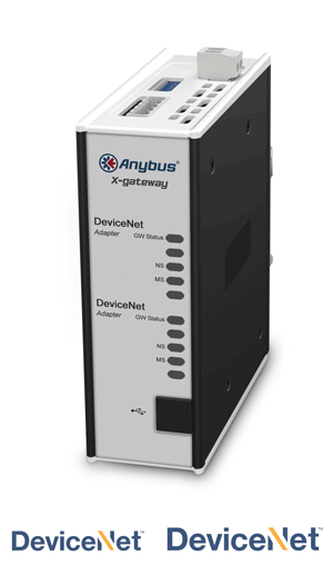 Anybus X-gateway – DeviceNet Adapter - DeviceNet Adapter