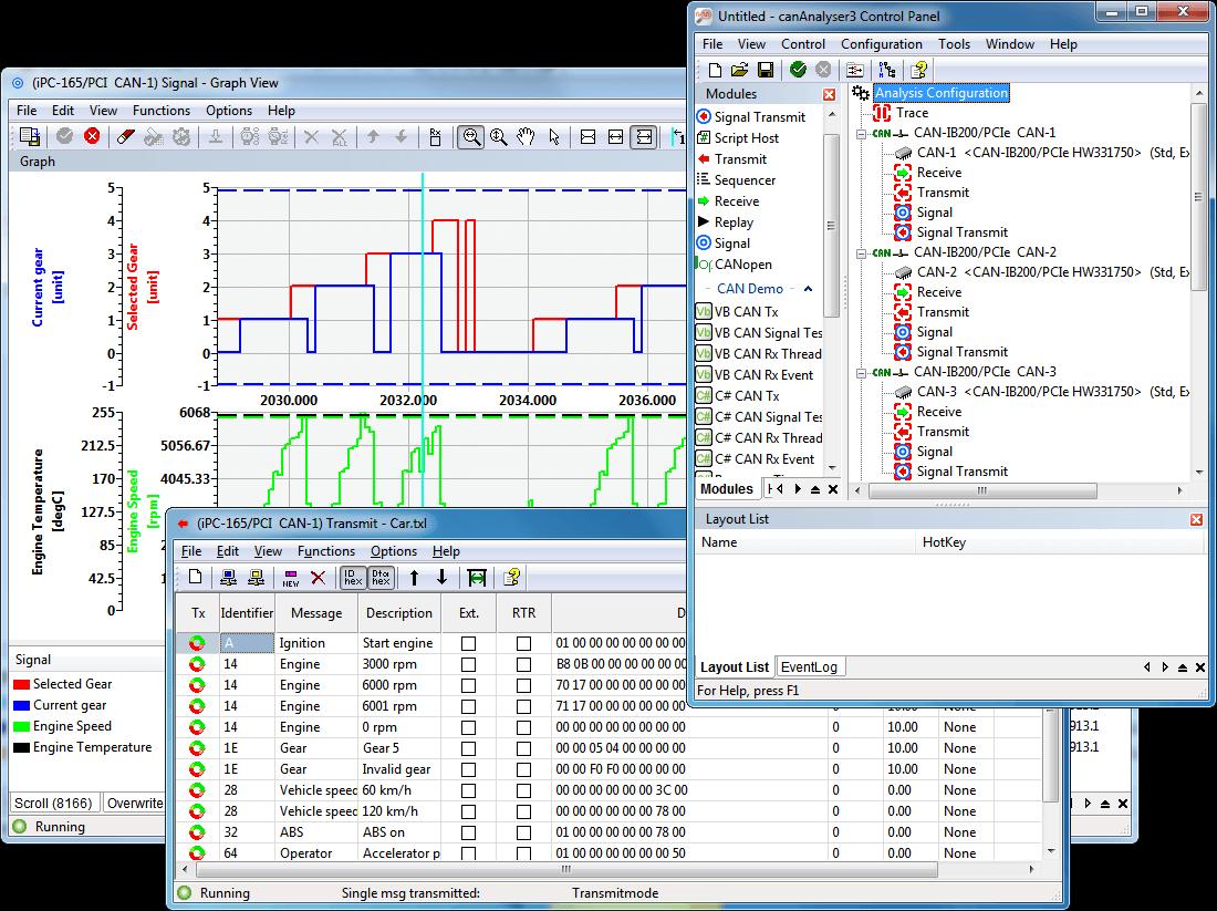 canAnalyser lite/standard