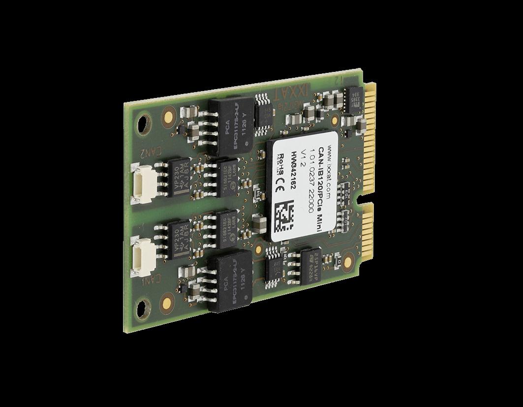 CAN-IB120/PCIe Mini