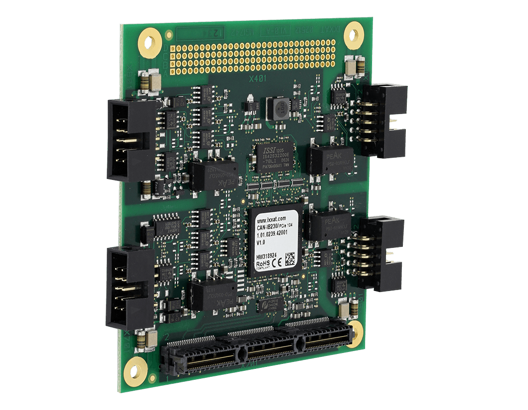 CAN-IB130/PCIe 104