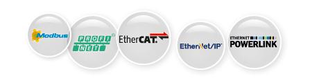 IXXAT INpact Network Logos