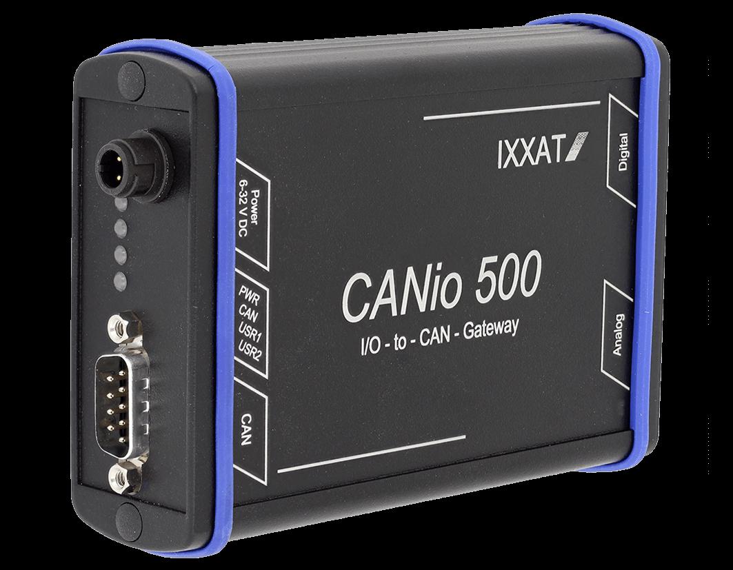 CANio 500