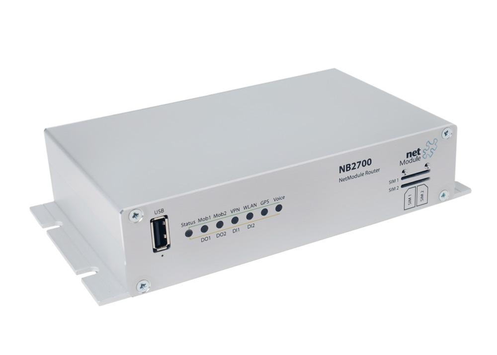 NB2700 Dual-LTE