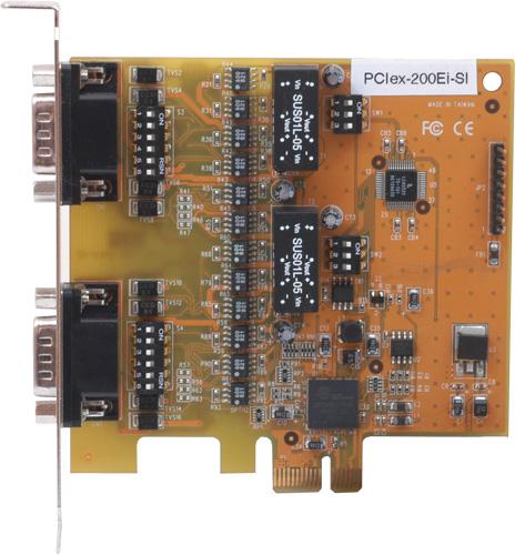 VScom 200Ei-SI PCIex