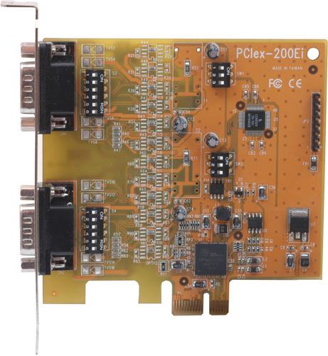 VScom 200Ei PCIex