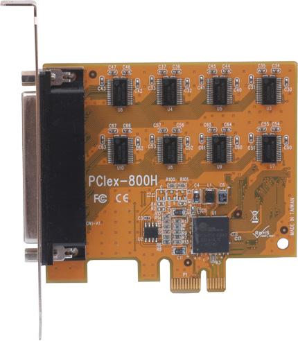VScom 800E PCIex