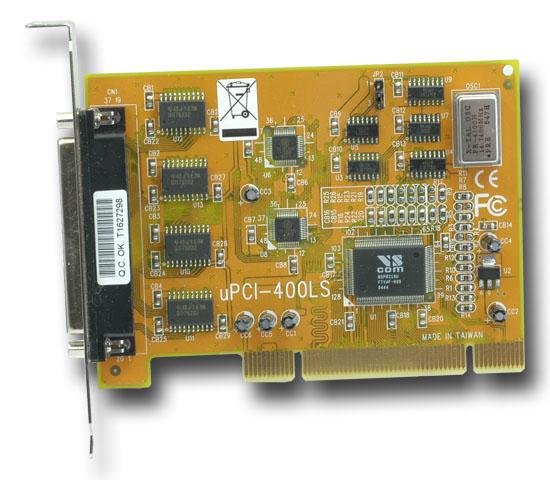 VScom 400L SP UPCI