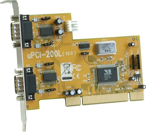VScom 200L UPCI Power