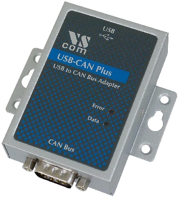 VScom USB-CAN Plus ISO