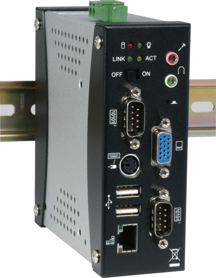 EmRunner 5202 DIN RAIL