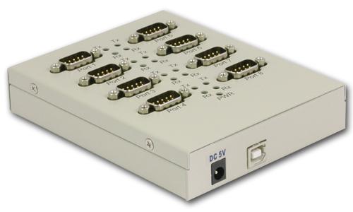 VScom USB-8COM-M