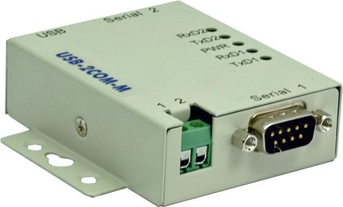 VScom USB-2COM-M