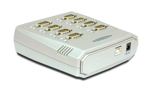VScom USB-8COM