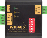 Wie485 - Wiegand converter to RS485