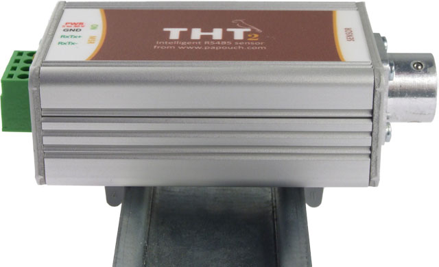 THT2 with DIN rail holder
