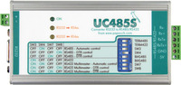 UC485- RS232 to RS485-RS422 line converter with isolation