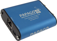 Papago 2TH ETH- 2x temperature_ humidity and dew point with Ethernet
