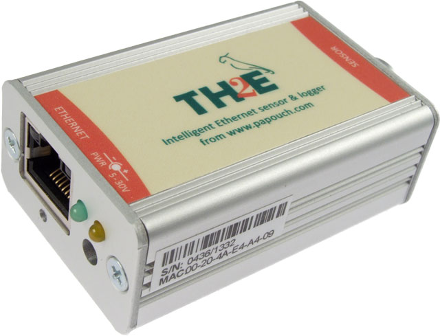 With DIN rail mount