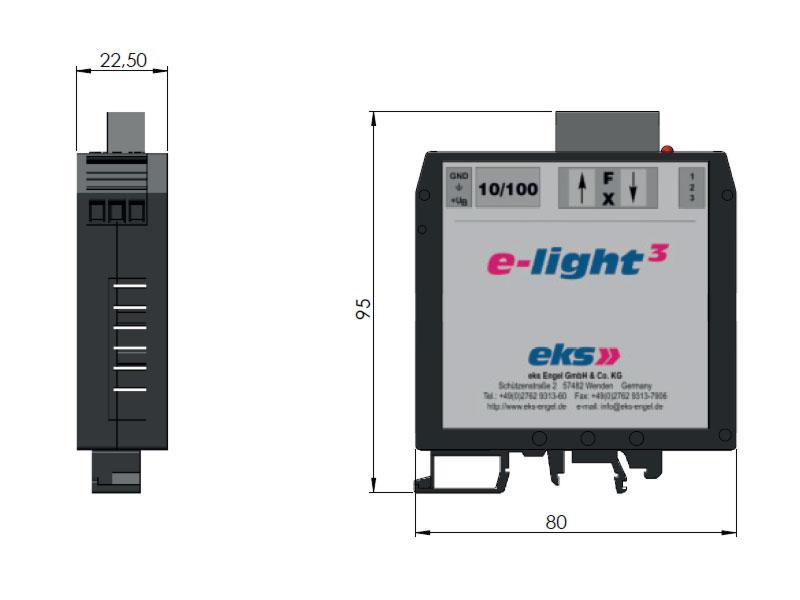 EL100-3U/EL100-3UP