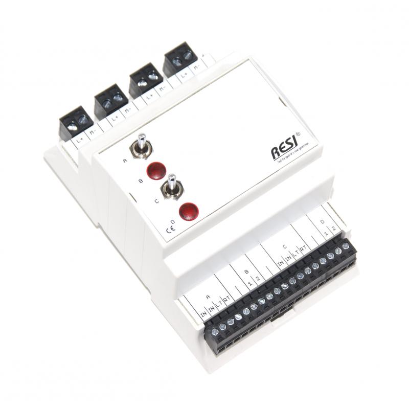 RESI-UI-2SW2L-RD