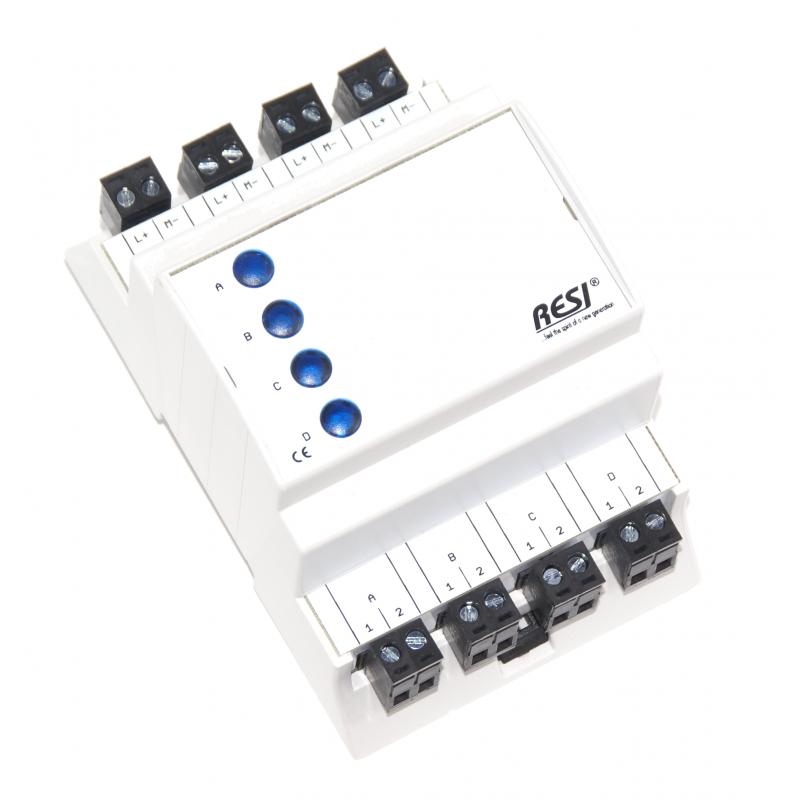 RESI-UI-4L-BL