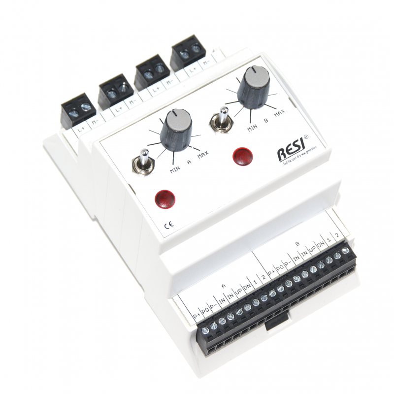 RESI-UI-2P2SW2L-RD